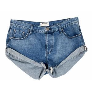 One Teaspoon Bandit Denim Shorts